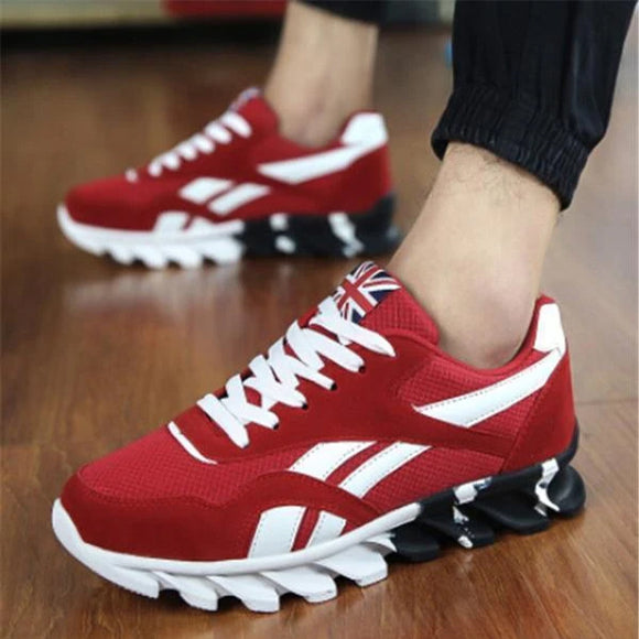 Kaaum Larger Size Women Men Breathable Lightweight Blade Shoes(Extra Buy 2 Get 10% OFF, 3 Get 20% OFF)