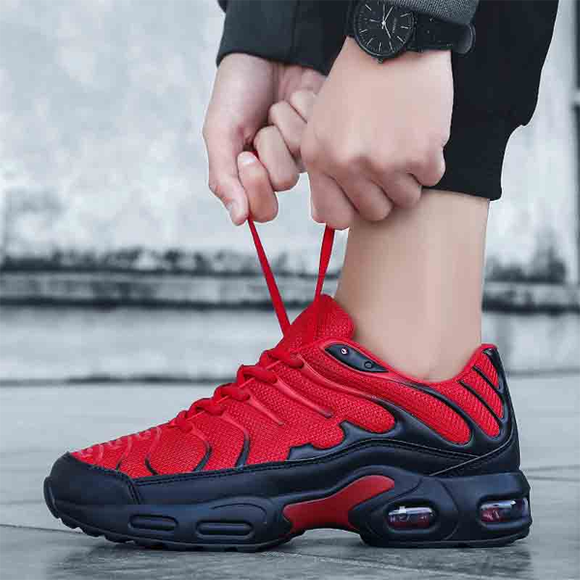 Kaaum Top Quality Air Cushion Men Sneakers(Extra Buy 2 Get 10% OFF, 3 Get 20% OFF)