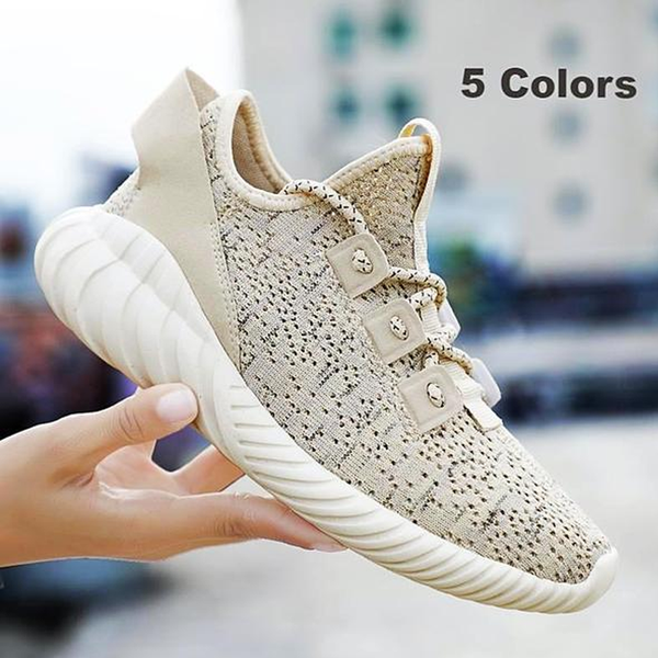 Men's Shoes - Gym Shoes Unisex Trainers Running Shoes Sneakers