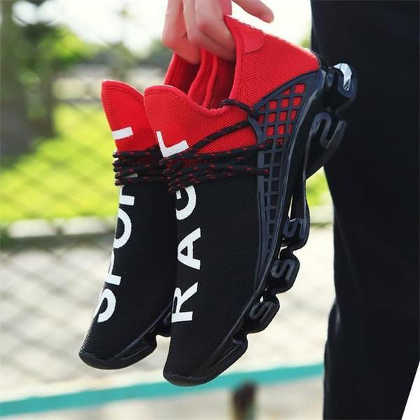 Shoes - Hot Unisex Sport Jogging Trainers Lovers' Breathable Walking Shoes