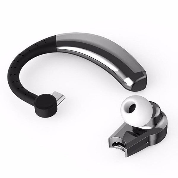 Bluetooth 4.1 Earphone-Ultralight Durable Painless Demountable Stereo Earphone