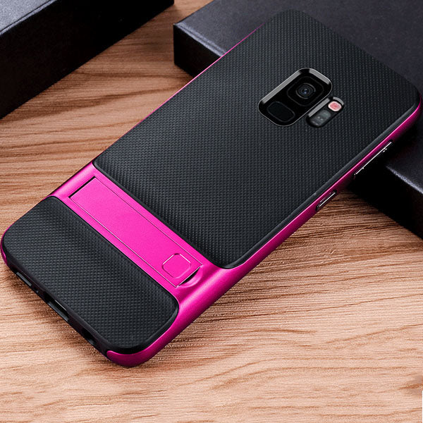 Phone Cases - Luxury Holder Case For Samsung Galaxy S9/S8/Note 8