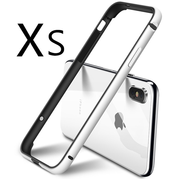 Original Design Metal Frame Silicone Case For iphone 6 6S 7 8 Plus X XS XR MAX