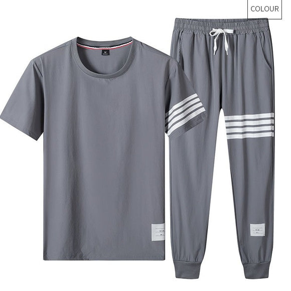 2021 Summer Men Short Sets
