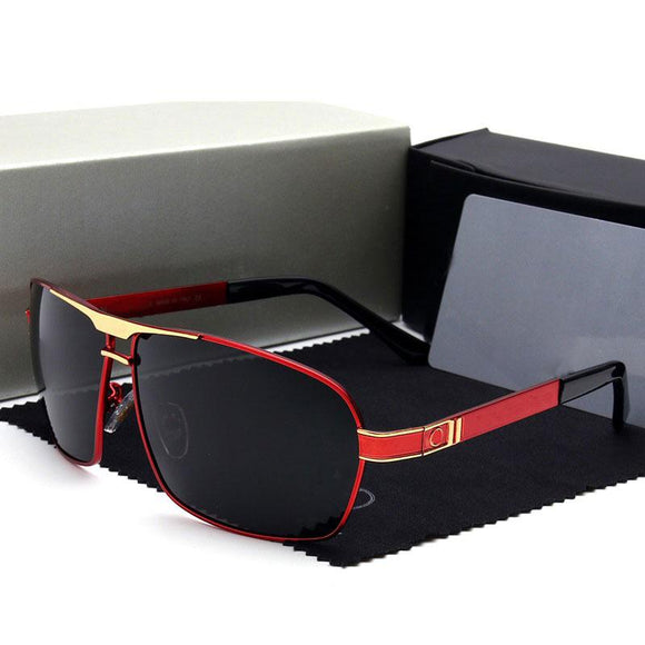 Polarized Men Women Driver Mirror Sunglasses