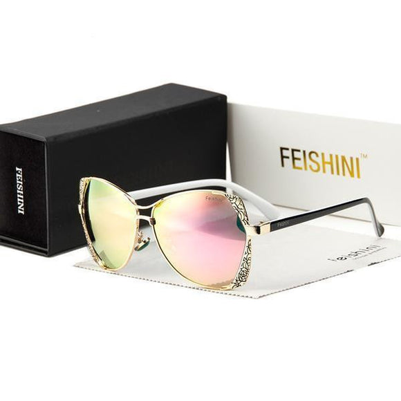 Sunglasses - Classic Metal Polarized Sunglasses(Buy 2 Got 5% off, 3 Got 10% off)