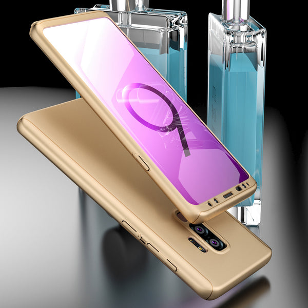 Phone Cases - Full Body Case for Samsung Galaxy S8/S9/S8/9Plus with Screen Protector