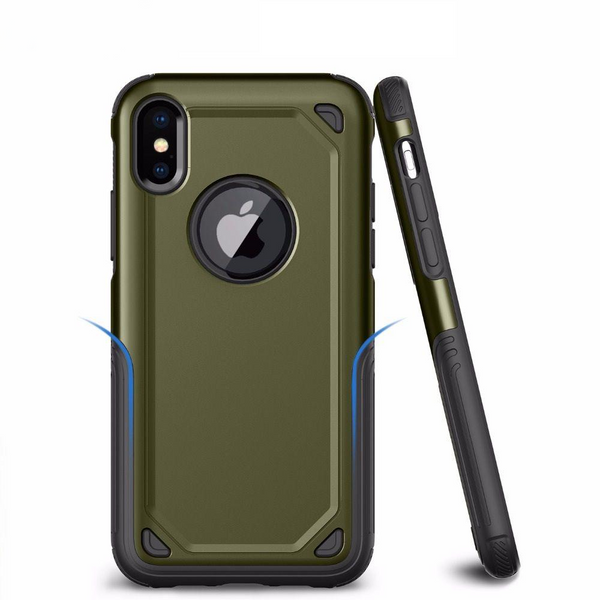 Phone Case - Military Anti Shock Camouflage Armor Case For iPhone ( Buy One Get One 20% Off )