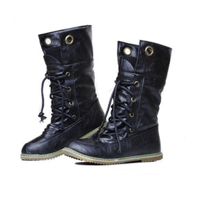 New Arrival Women Mid-calf Boots