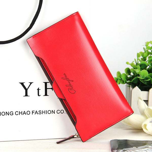 Bags & Wallets - Portable Multifunction Long Wallets