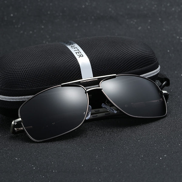 Sunglasses - 2017 Hot Designer Men Polarized Sunglasses