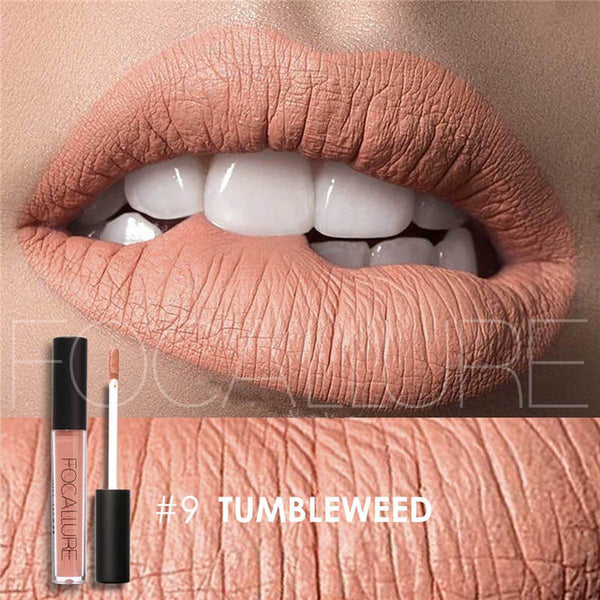 Beauty & Health - New Waterproof Liquid Metallic Lipsticks