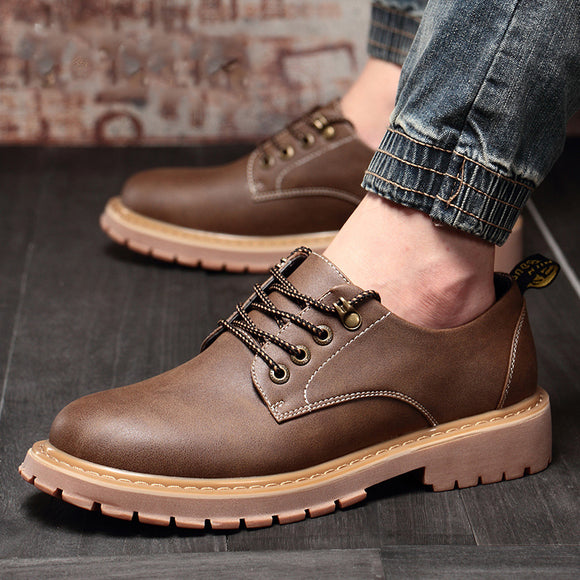 Shoes - Men's Fashion Classic Handmade Soft Martin Shoes