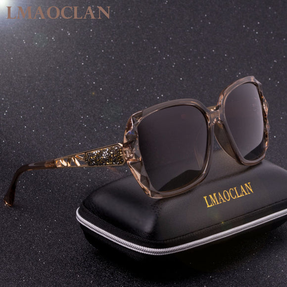 Sunglasses -  Luxury Brand Design HD Polarized Sunglasses