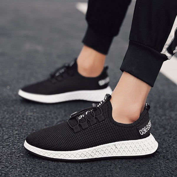 2018 Men's Breathable Comfort Casual Sneakers