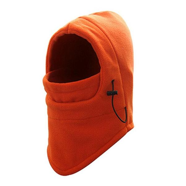 Clothing - New Arrival Thermal Fleece Face Mask Balaclava Hood(Buy Two for Extra 5% OFF, Buy Three for Extra 10% OFF)