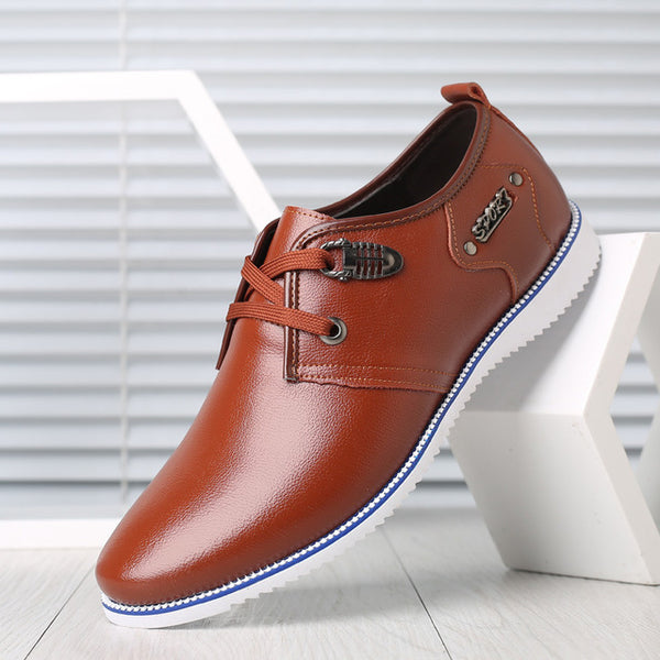 Men's Shoes - Causal Lightweight Comfort Lace-up Shoes