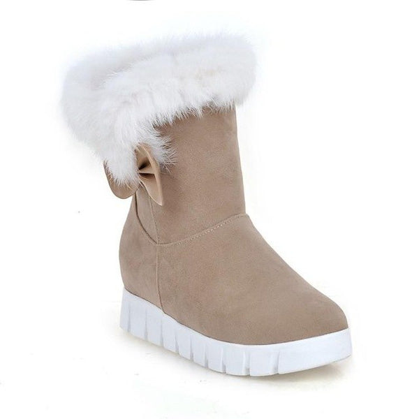 Shoes - New Women Snow Boots Warm Cotton Boots