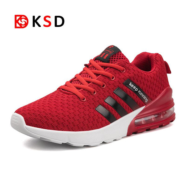 Hot Sale Fashion Breathable Mesh Running Sneakers