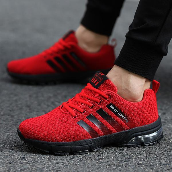 Breathable Air Cushion Running Outdoor Sport Professional Sneakers