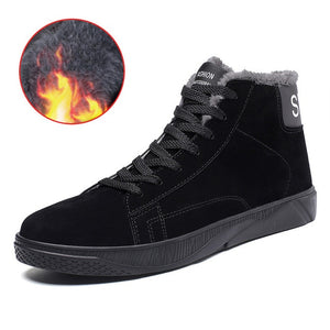 Shoes - 2019 New Style Winter Men Casual Snow Boots