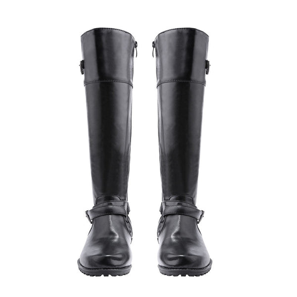 2018 Newest Simple Style Plus Size Boots