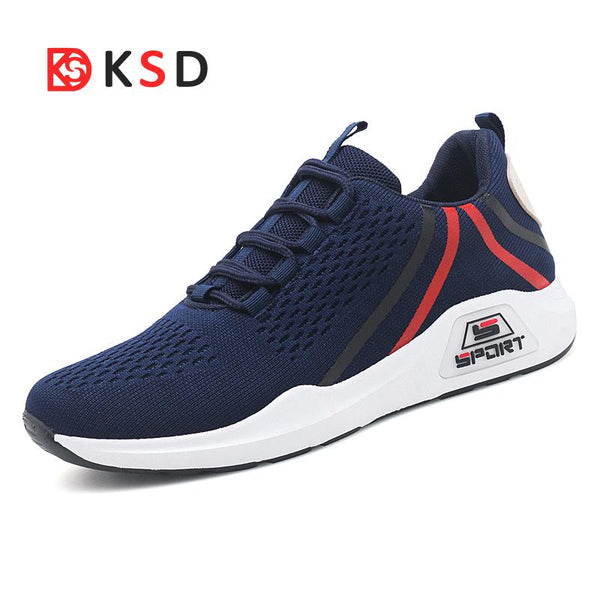 Fashion Men Walking Sport Gym Shoes