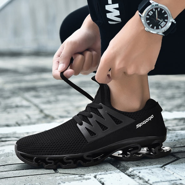 Men's Shoes Blade Runner Style Professional Jogging Training Sneakers (Buy More For Extra Discount!!)