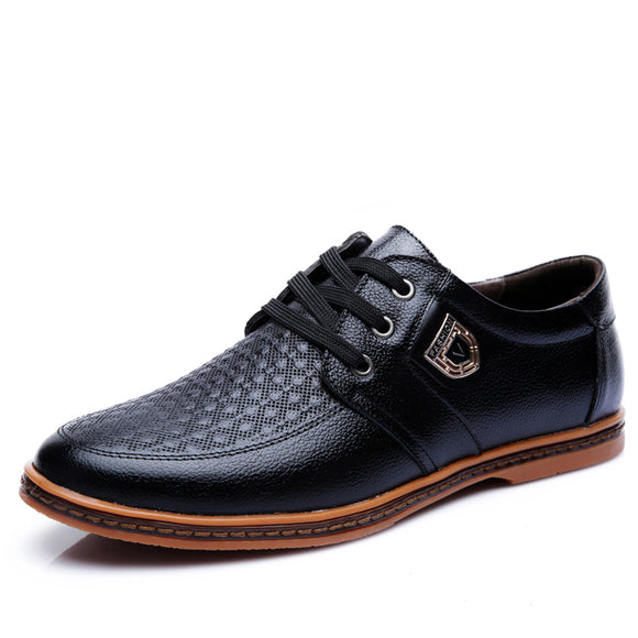 Shoes - New Men's Comfortable Leather Casual Shoes(Buy 2 Get 10% OFF, 3 Get 15% OFF)