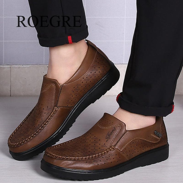 exquisite style new arrive classic shoes Shoes - Hot Sale Men's Breathable Leather Loafers