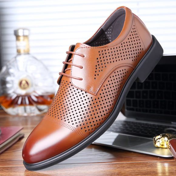 Shoes - 2019 Summer Men's Elegant Dress Shoes