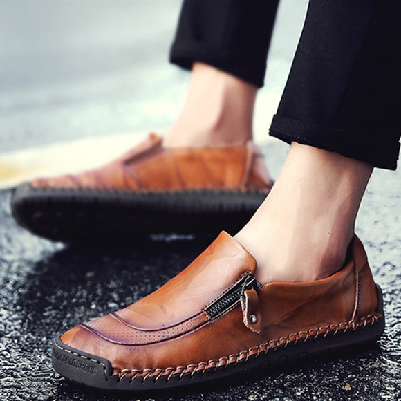 Shoes- New Fashion Male Breathable Loafers