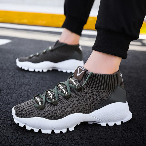 Shoes - New Arrival Sneakers Casual Fashion Mixed Color Walking Shoes