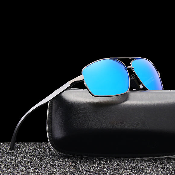 2020 Vintage Retro Brand Designer Men Polarized Sunglasses