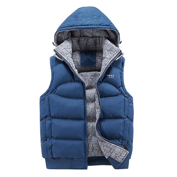 Kaaum 2021 Hot Sale Men's Sleeveless Jacket Down Vest