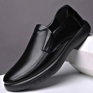 2020 Men's Genuine Leather Shoes