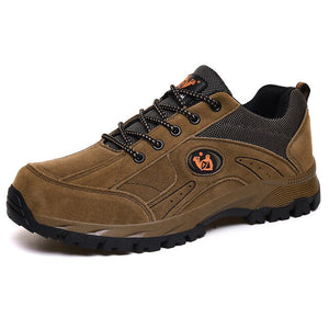 Kaaum New Couple Warm Cotton Outdoor Hiking Shoes