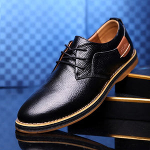 High Quality Mens Leather Casual Shoes