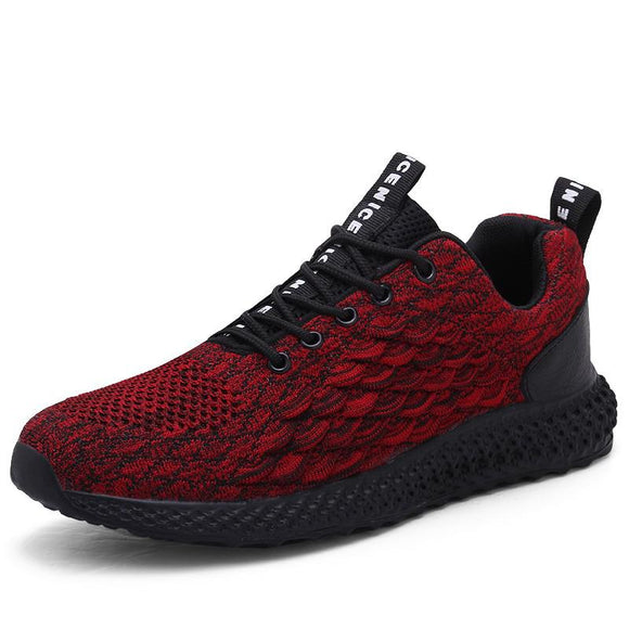 New Men Fire Breathable Casual Sneakers(BUY 2 GET 10% OFF, 3 GET 15% OFF)