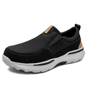 Kaaum 2021 New Men's Leather Casual Shoes
