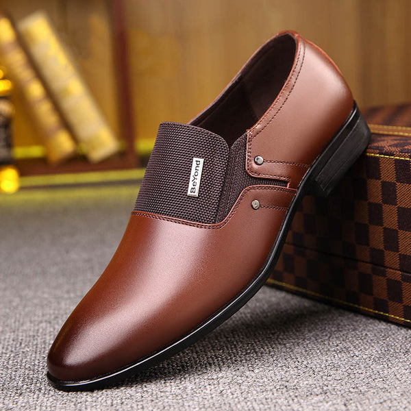 Shoes - Luxury Pointy Men's Business Dress Shoes (Buy 2, second one 20% off)