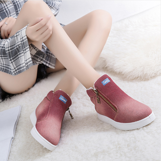 Women's Shoes-2019 Winter Super Warm Comfort Cowboy Platform Boots
