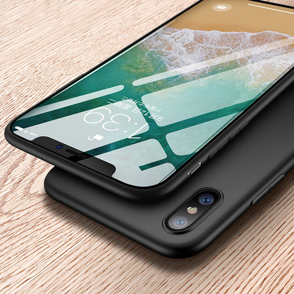 Phone Case - Luxury 360 Degree Airbag DropProof Full Protection Phone Case For iPhone X/XS/XR/XS Max 8/7 Plus