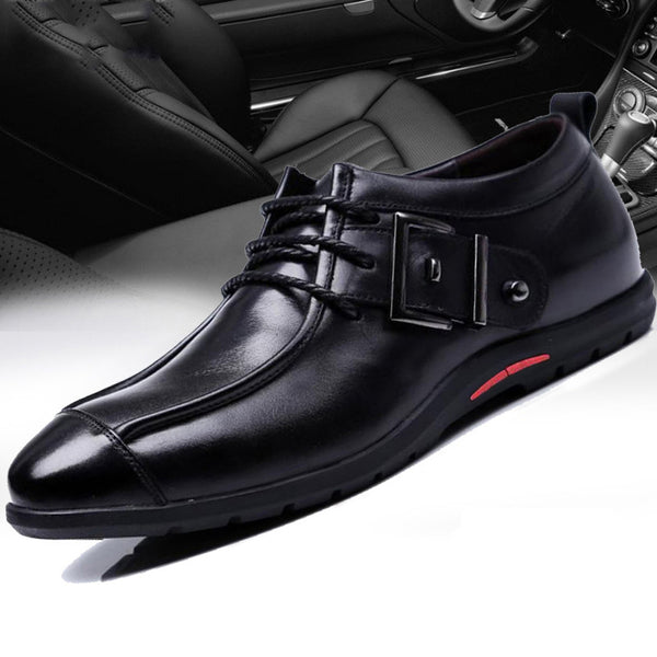 Shoes - New Fashion Men's Casual Soft Formal Business Leather Shoes