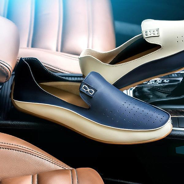 Shoes - Fashion Comfortable Breathable Casual Loafers Driving Shoes