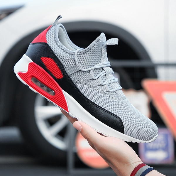 Shoes - Men's Outdoor Lightweight Breathable Casual Shoes