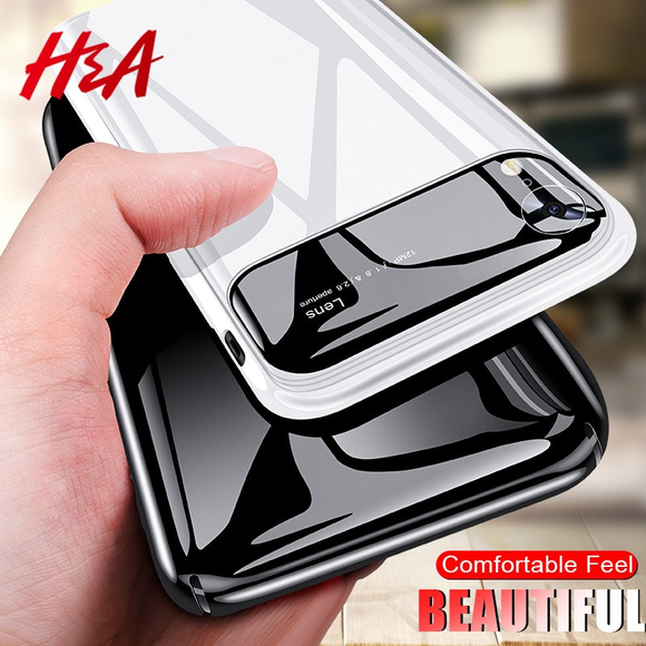 Phone Cases - Luxury Anti knock Slim Phone Case For Apple iPhone X /XR /XS /Max
