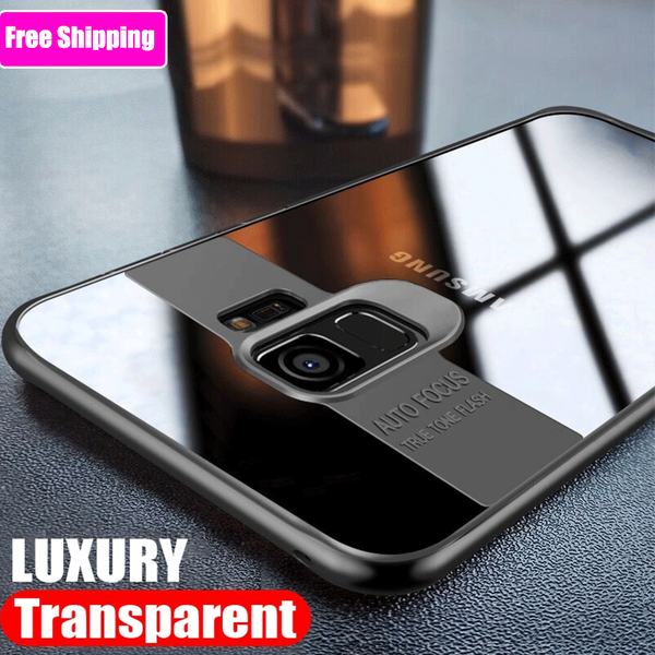 Luxury Heavy Duty Anti-knock Armor Phone Case For Samsung Galaxy Note 9 8 s9 s8 Plus😍😍😍 + Gifts
