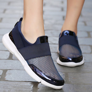 Kaaum New Fashion Ladies Breathable Casual Loafer