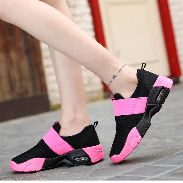 Shoes - Breathable Outdoor Walking Jogging Women's Sneakers